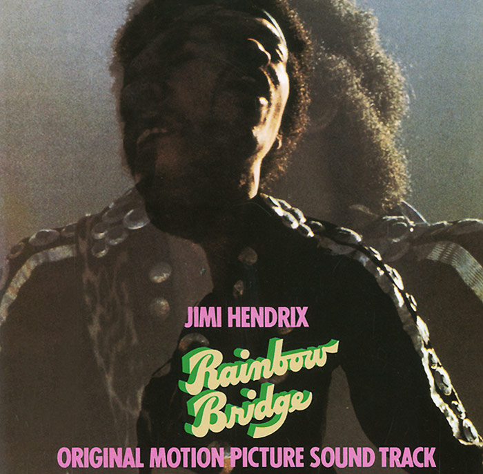 Джими Хендрикс Jimi Hendrix. Rainbow Bridge. Original Motion Picture Sound Track 5pcs free shipping gbj3510 bridge rectifier 35a 1000v new original