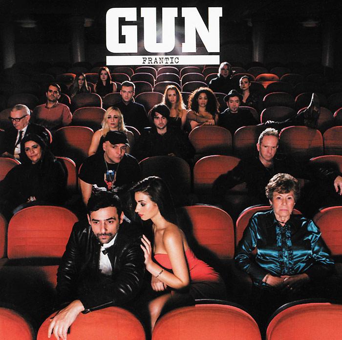 Gun Gun. Frantic