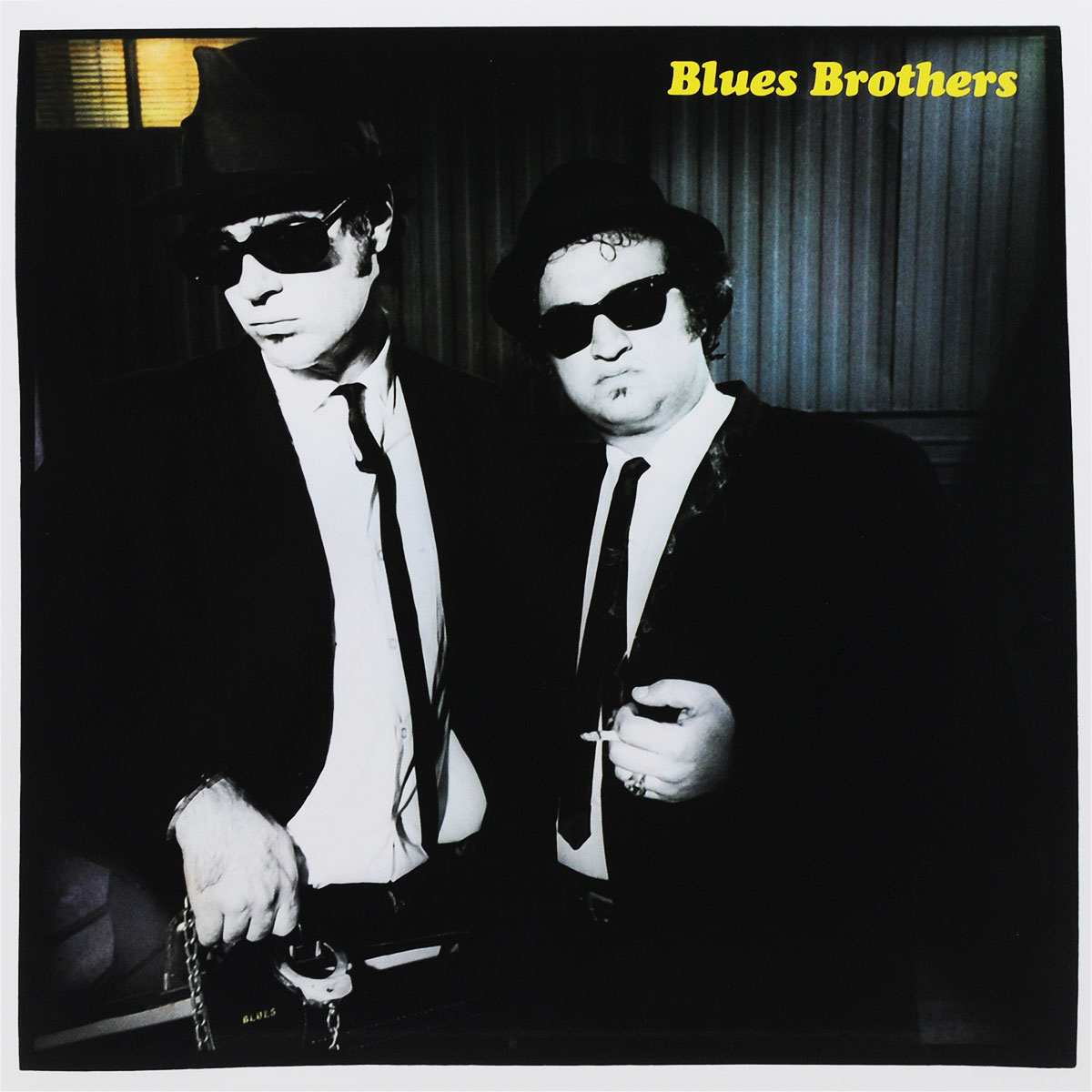 The Blues Brothers Band Blues Brothers. Briefcase Full Of Blues (LP) james yorkston the cellardyke recording and wassailing society 2 lp