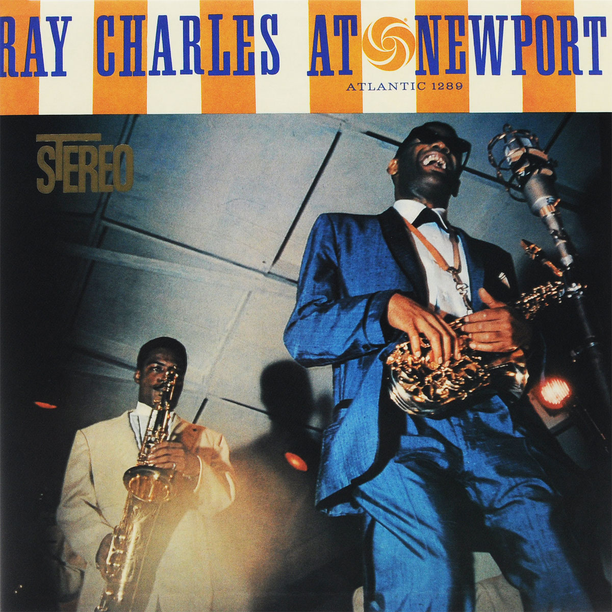 Рэй Чарльз Ray Charles. At Newport (LP) james yorkston the cellardyke recording and wassailing society 2 lp