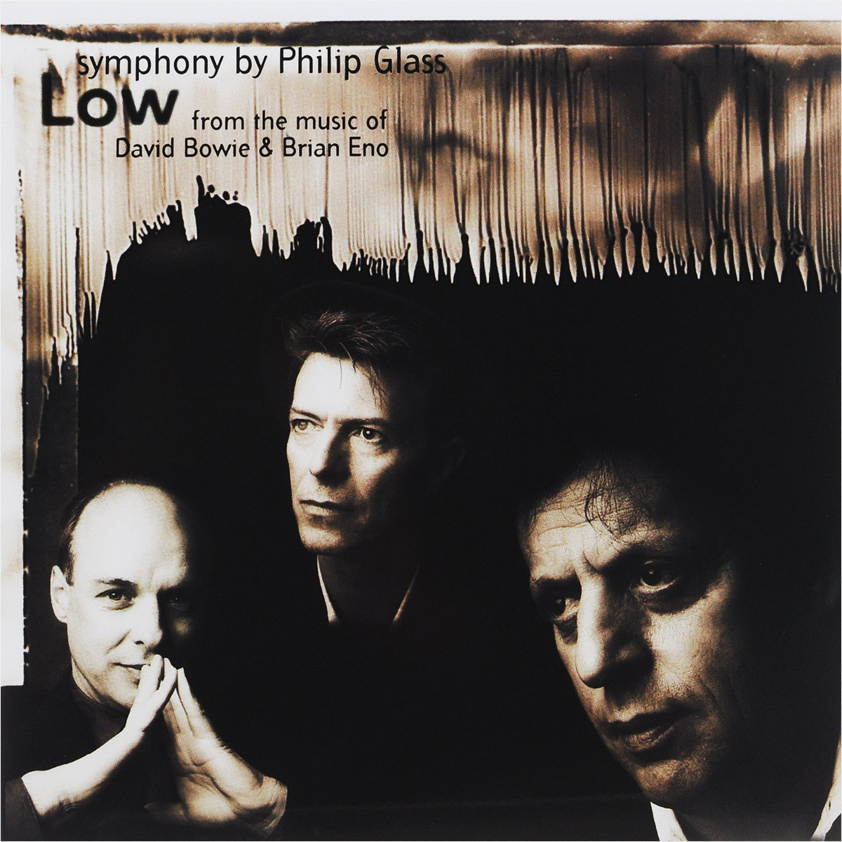 Zakazat.ru Philip Glass. Low Symphony (LP)