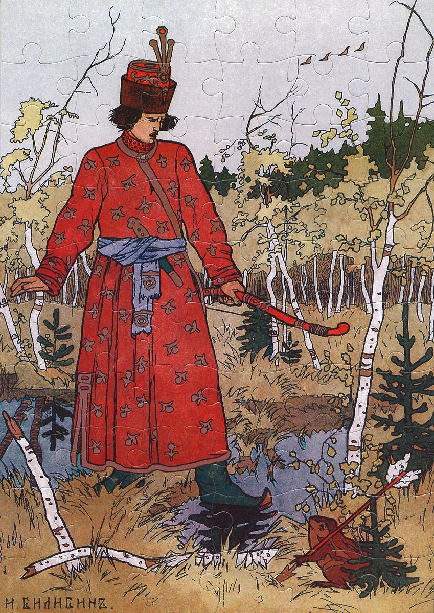 иллюстрации к сказке царевна лягушка картинки васнецов вопросы