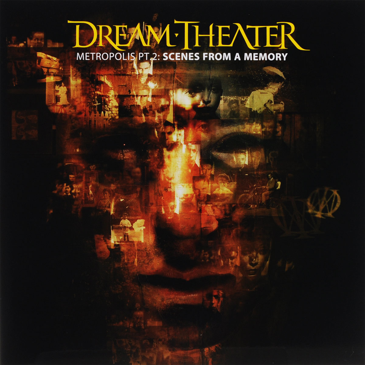 Dream Theater DREAM THEATER Metropolis Part 2:.. -Hq- 2LP cd dream theater train of thought