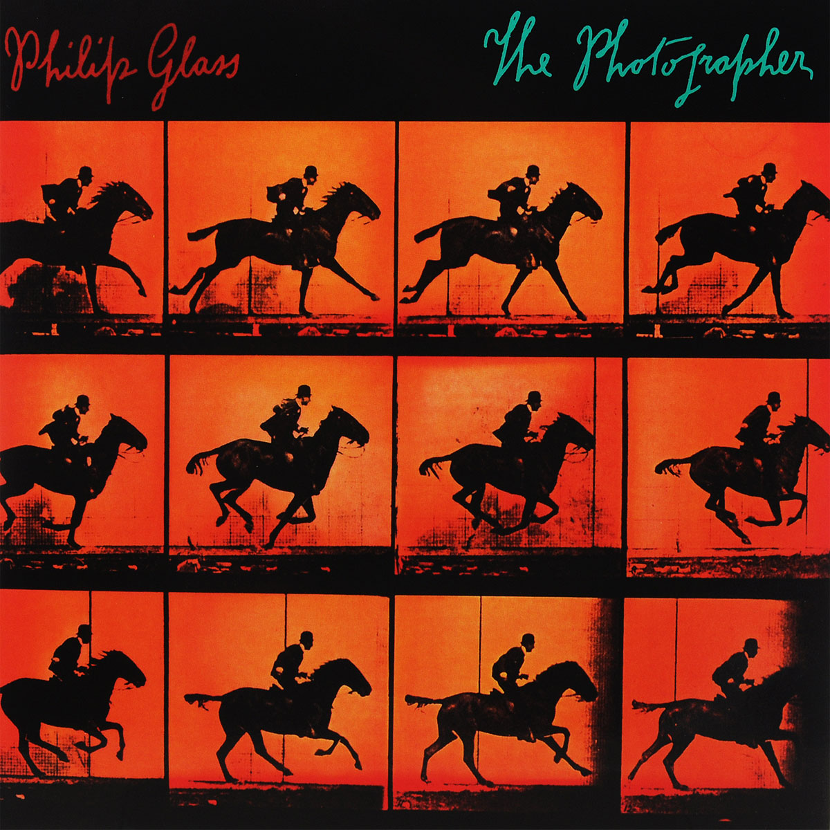 Philip Glass. The Photographer (LP)