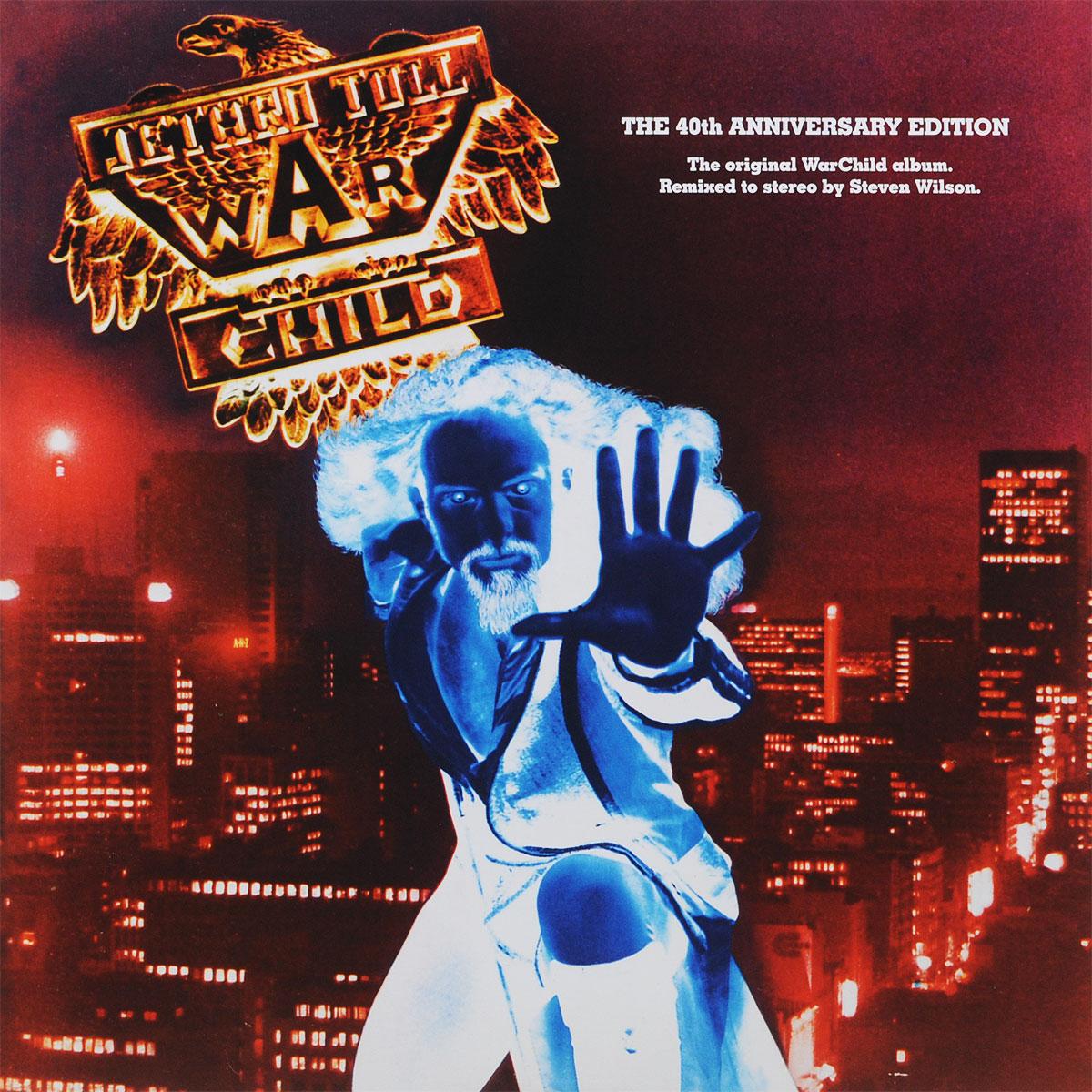 Jethro Tull Jethro Tull. Warchild (The 40th Anniversary Theatre Edition) (LP) roxy music roxy music the studio albums limited edition 8 lp