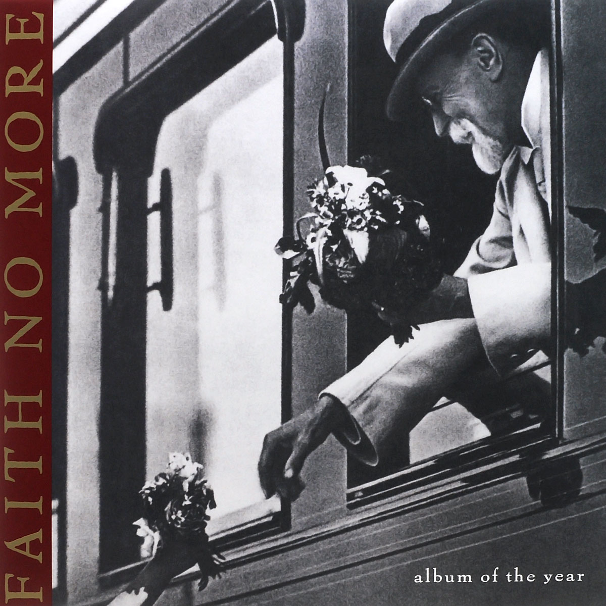 Faith No More FAITH NO MORE Album Of The Year -Hq- LP mother of faith
