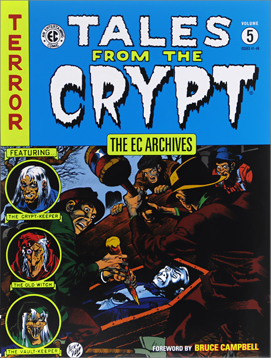 Tales from the Crypt: Volume 5: Issues 41-46 tales from the borderlands [ps4]