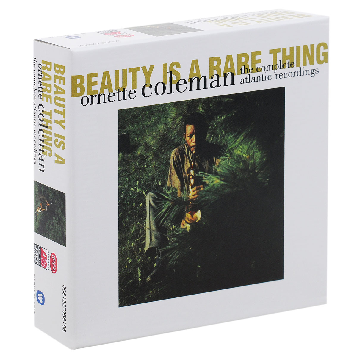 Ornette Coleman. Beauty Is A Rare Thing. The Complete Atlantic Recordings (6 CD)
