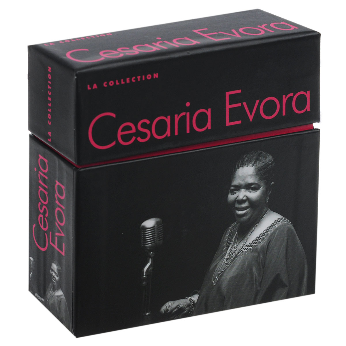 Cesaria Evora. La Сollection (6 CD + DVD)