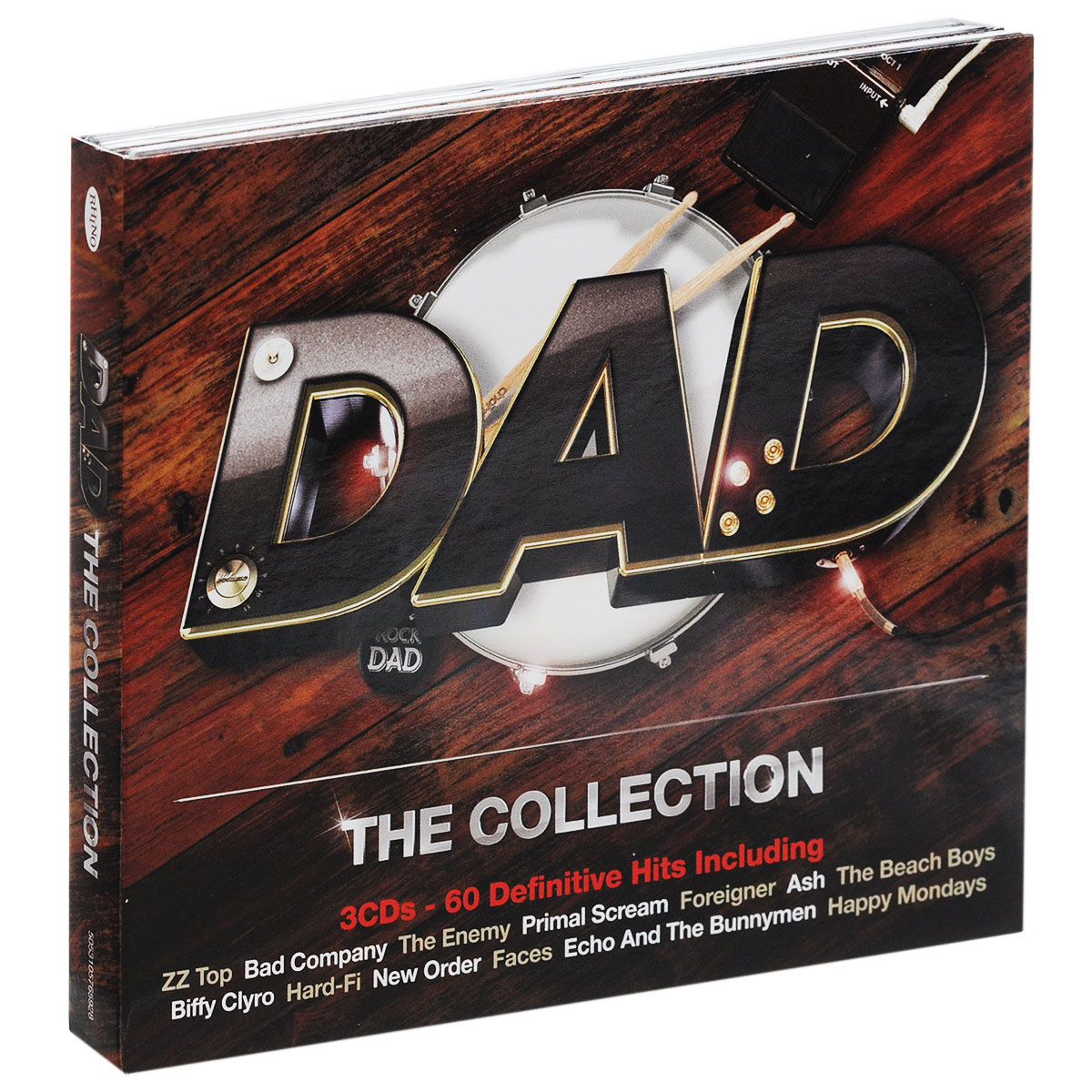 Dad. The Collection (3 CD) mum the collection 3 cd