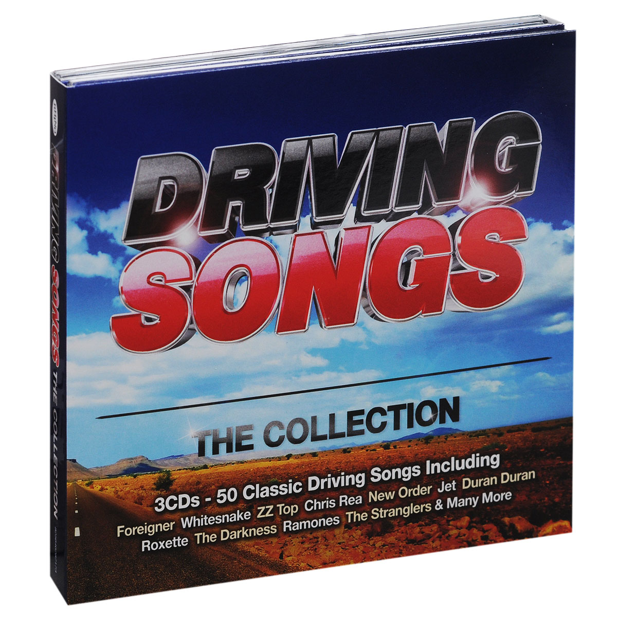 Driving Songs. The Collection (3 CD) mum the collection 3 cd