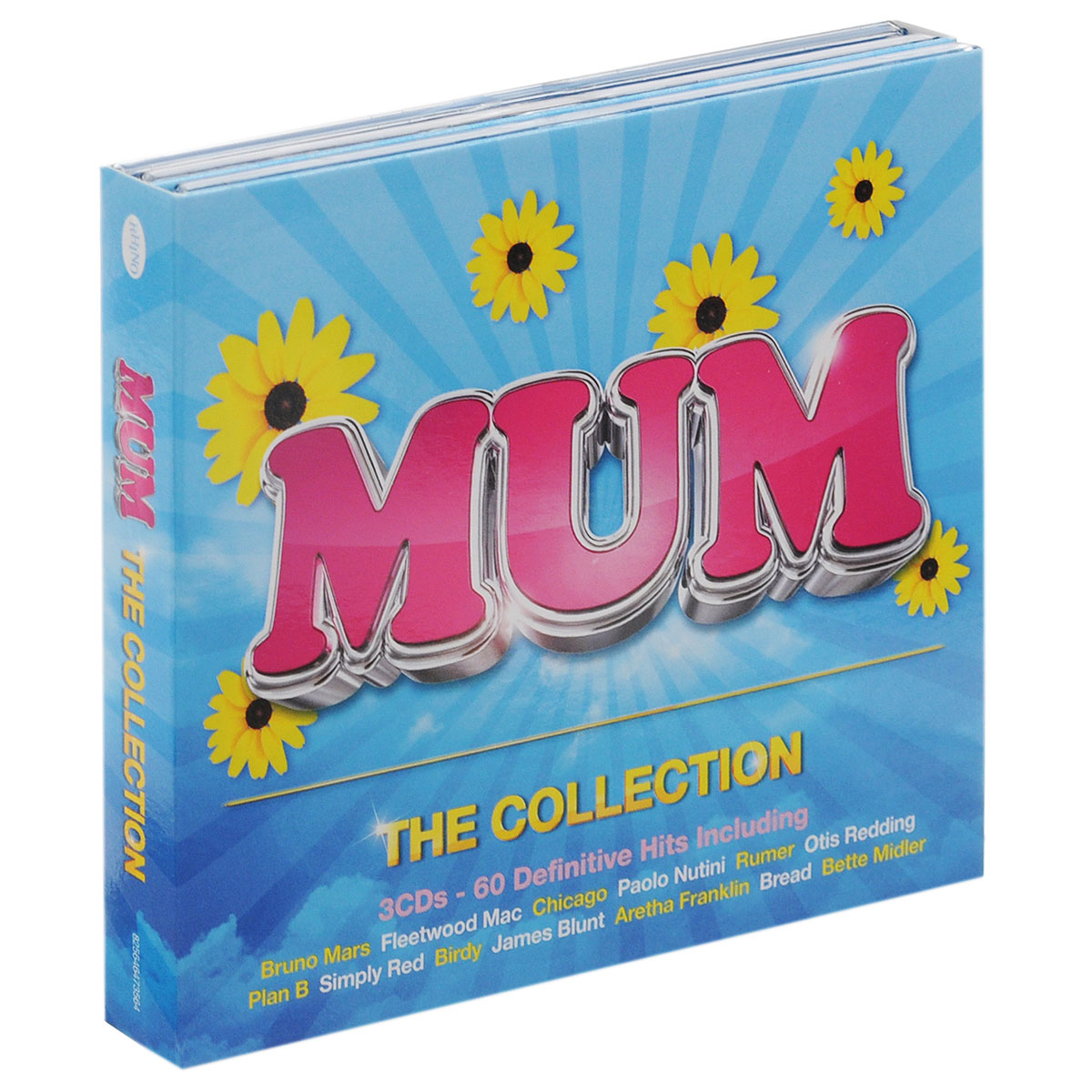 Mum. The Collection (3 CD) mum the collection 3 cd