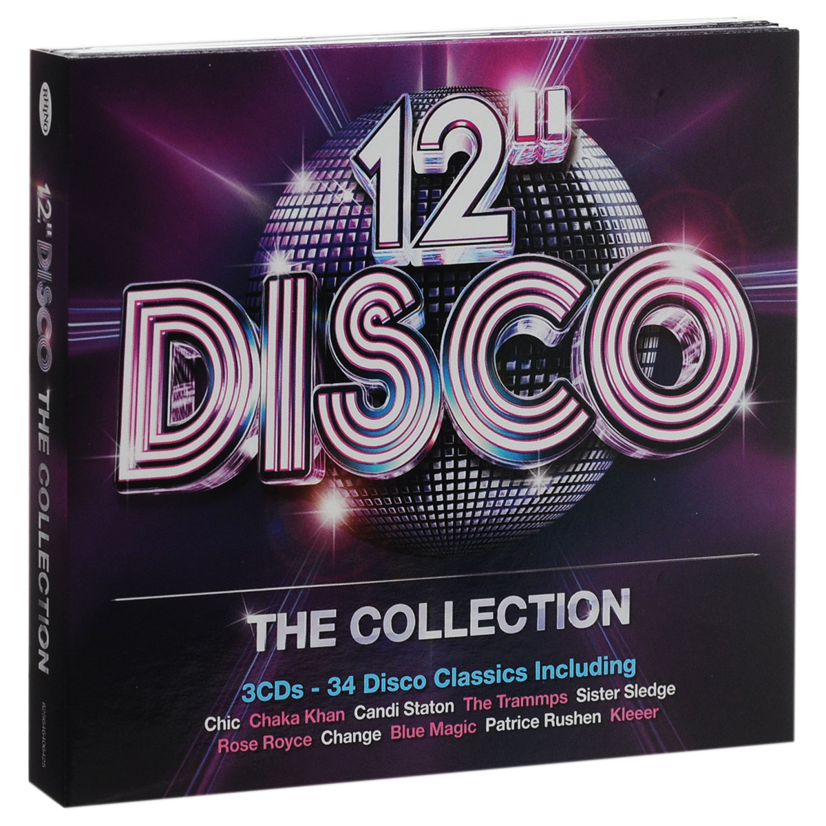 12 Disco. The Collection (3 CD) mum the collection 3 cd