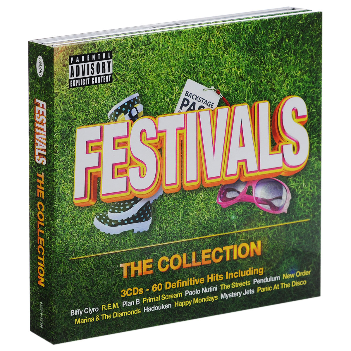 Festivals. The Collection (3 CD) mum the collection 3 cd
