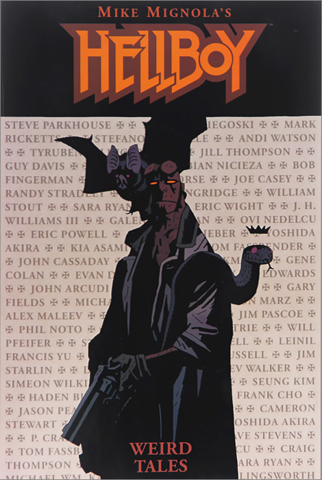 Hellboy: Weird Tales hellboy the art of hellboy