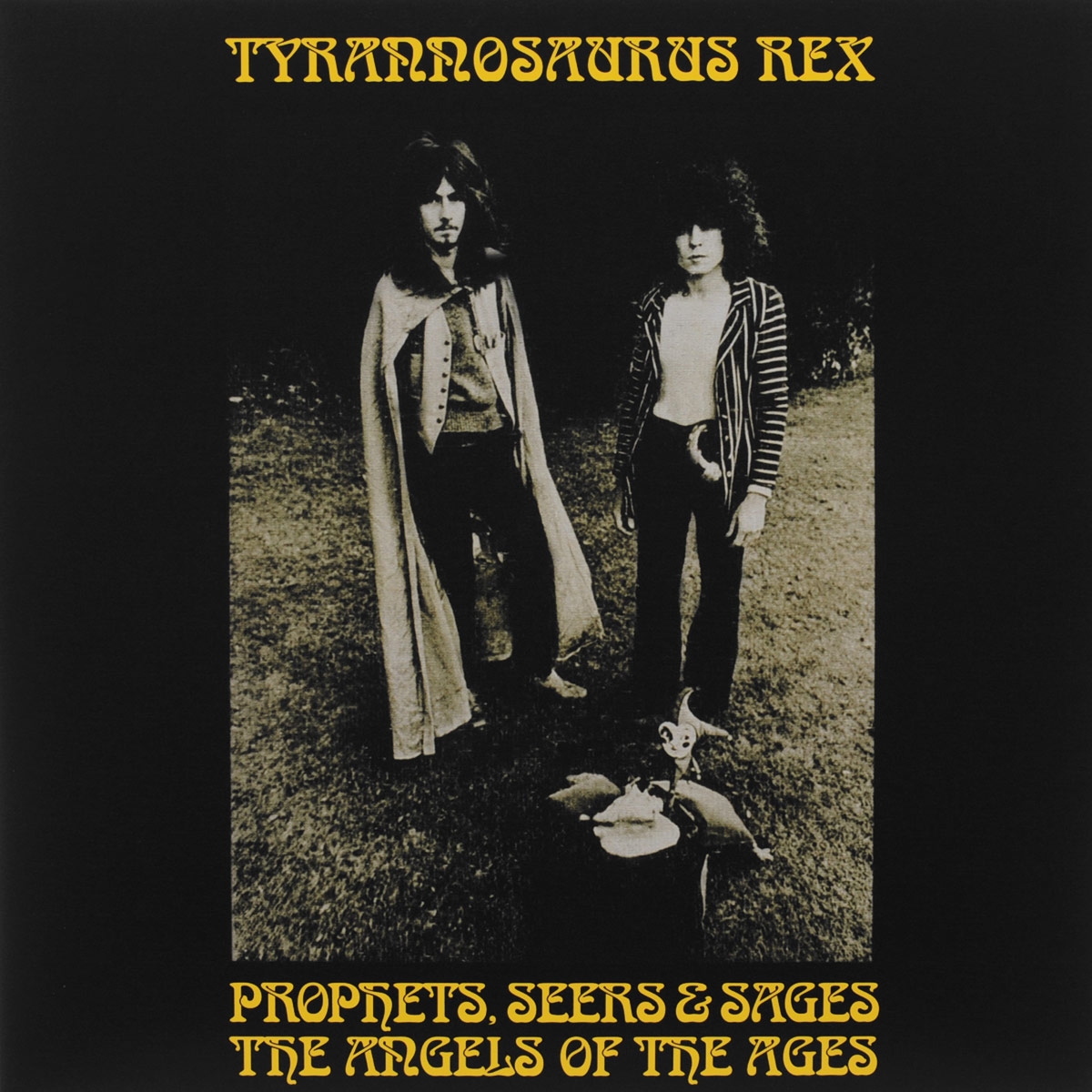 Tyrannosaurus Rex Tyrannosaurus Rex. Prophets, Seers & Sages. The Angels Of The Ages (2 LP) tyrannosaurus rex tyrannosaurus rex my people were fair