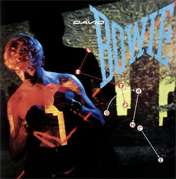 Дэвид Боуи David Bowie. Let's Dance cd диск david bowie let s dance 1 cd