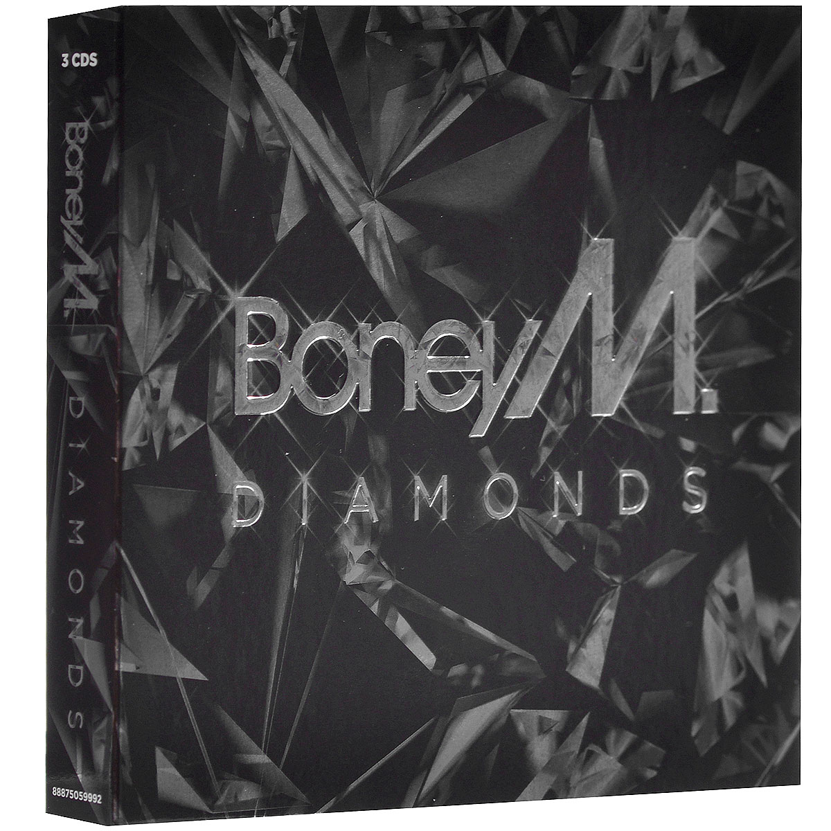 Boney M Boney M. Diamonds (3 CD) boney m boney m boonoonoonoos