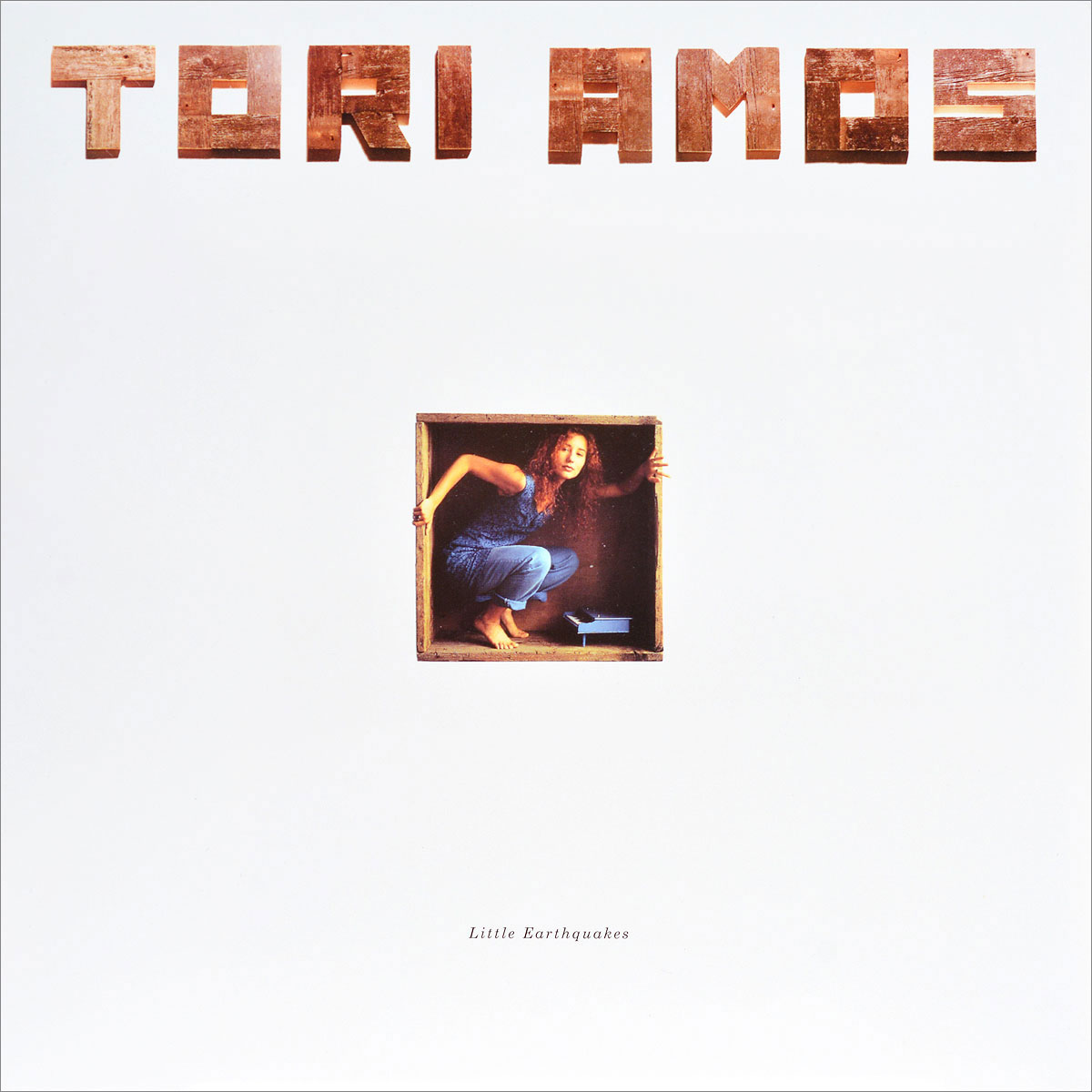 Тори Эмос Tori Amos. Little Earthquakes (LP) tori amos tori amos   boys for pele  2 lp