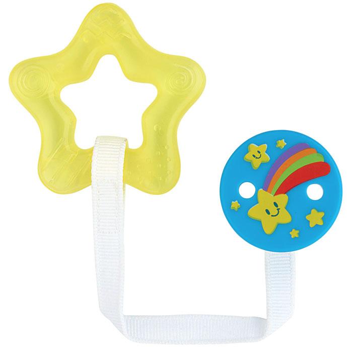 Игрушка с водой и прищепкой Мир детства вибрирующая игрушка мир детства бегемотик