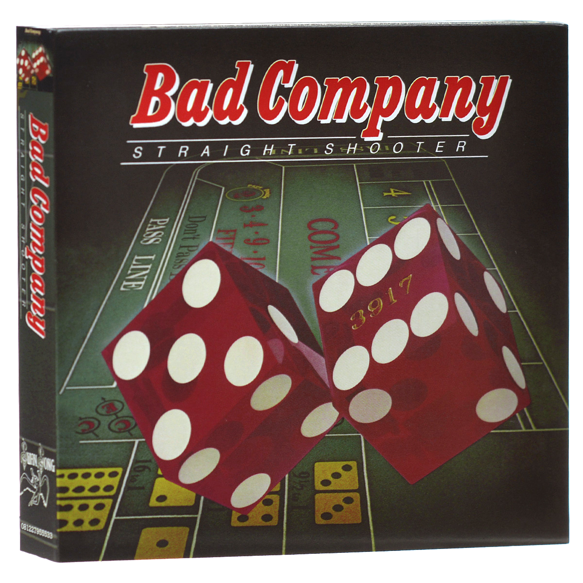 Bad Company Bad Company. Straight Shooter. Deluxe Edition (2 CD) company men