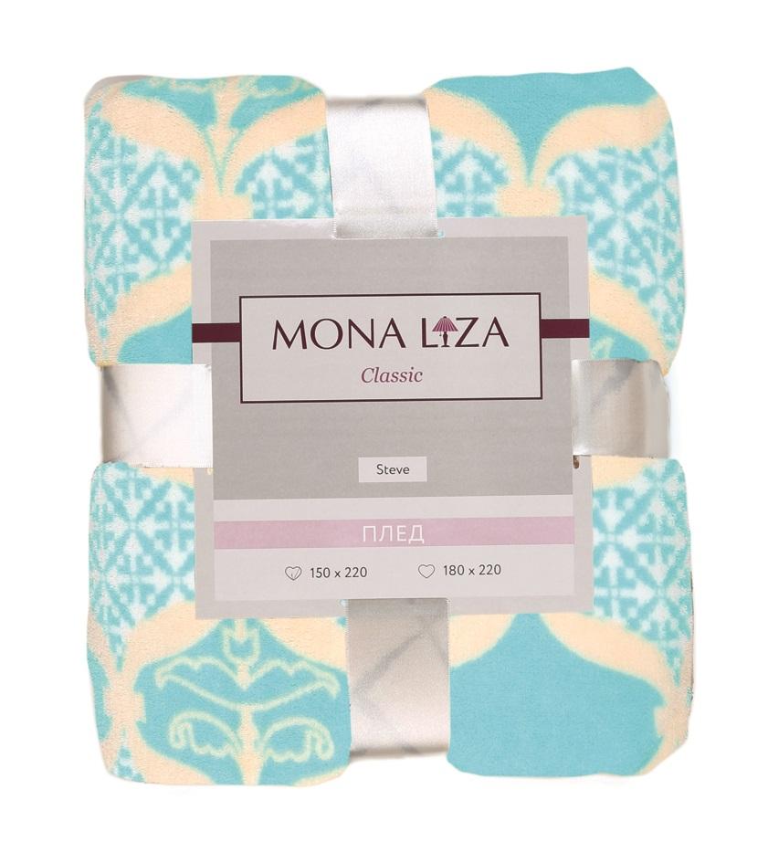 """Плед Mona Liza """"Carla"""" выполнен из материала """"велсофт"""" и оформлен красочным рисунком. Велсофт - это мягкая ворсовая ткань. Для ее изготовления используется полиэстеровая тонкая нить, что позволяет изготовить ткань очень прочную, с длинным ворсом, но при этом очень легкую. Ткань имеет фактуру велюра, приятная на ощупь, мягкая и слегка пушистая, но при этом очень легкая, хорошо сохраняет тепло, устойчива к стирке и износу. Такой плед гармонично впишется в интерьер вашего дома и создаст атмосферу уюта и комфорта. Он согреет в прохладную погоду и будет превосходно дополнять интерьер вашей спальни. Прекрасная идея для подарка, ведь плед - это такой подарок, который будет всегда актуален, особенно для ваших родных и близких, ведь вы дарите им частичку своего тепла!"""