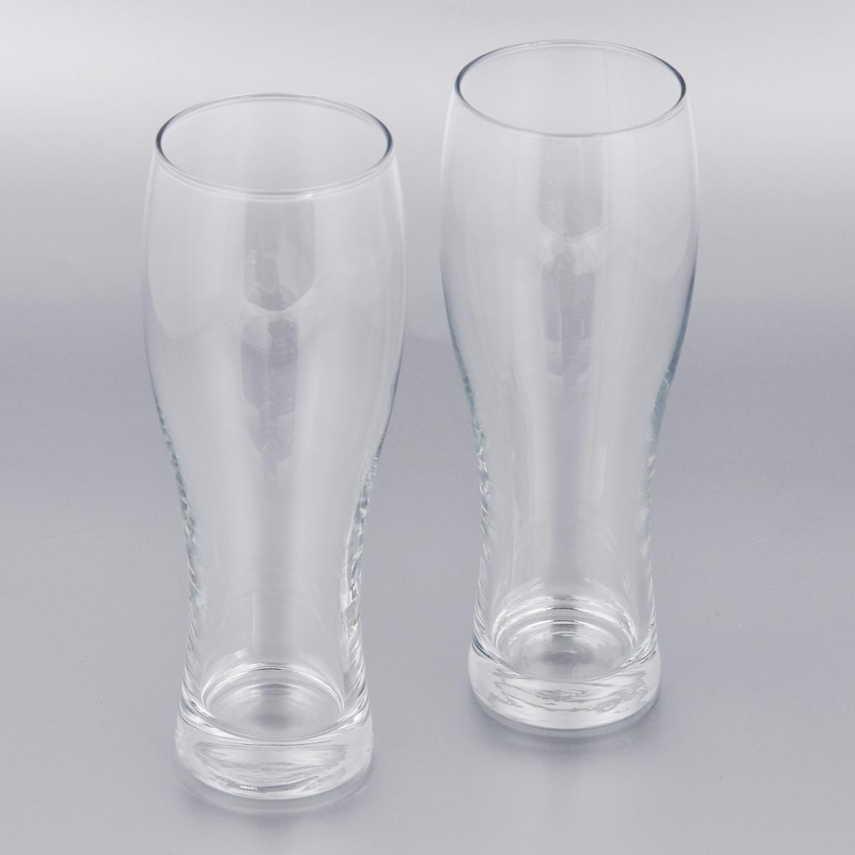 Набор стаканов для пива Pasabahce Pub, 300 мл, 2 шт41782BНабор Pasabahce Pub состоит из двух стаканов, выполненных из прочного натрий-кальций-силикатного стекла. Стаканы, оснащенные утолщенным дном, предназначены для подачи пива. Такой набор прекрасно подойдет для любителей пенного напитка.Можно мыть в посудомоечной машине и использовать в микроволновой печи.Высота стакана: 18 см.Диаметр стакана (по верхнему краю): 6 см.