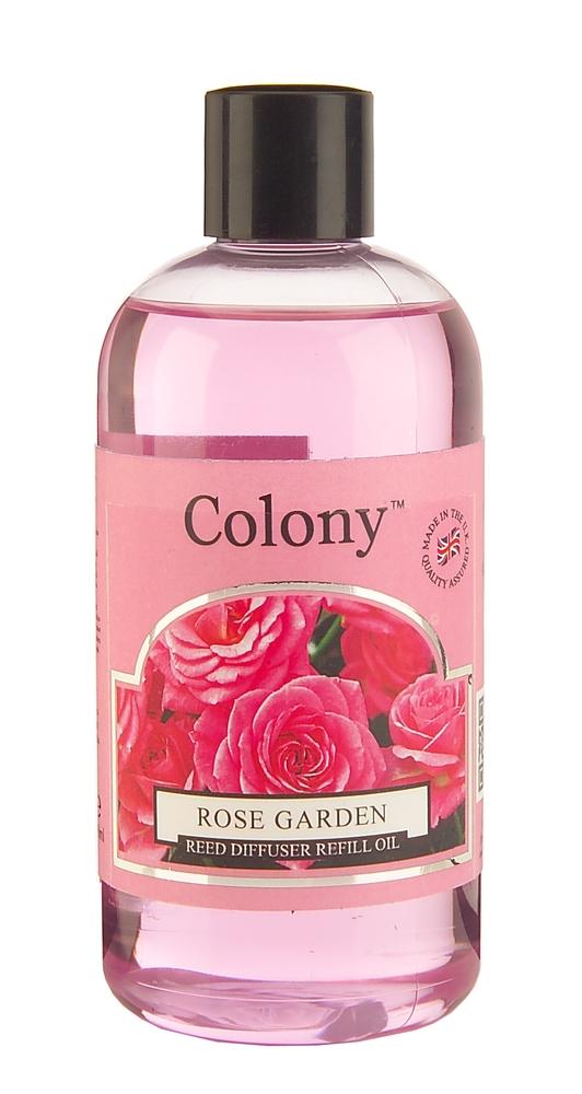 Wax Lyrical Розовый сад наполнитель для ароматического диффузора, 250 мл paul by paul smith кардиган