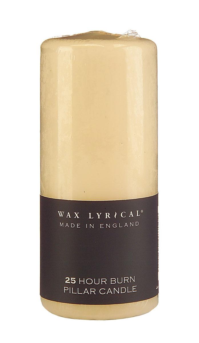 Натуральная свеча из пищевого парафина от компании Wax Lirical будет гореть 25 часов. Свеча не течет, не пахнет и украсит любой интерьер