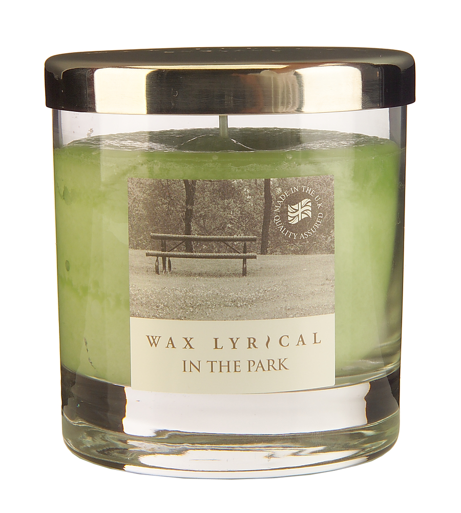 Wax Lyrical Прогулка в парке ароматическая свеча в стекле средняя, 50 часов
