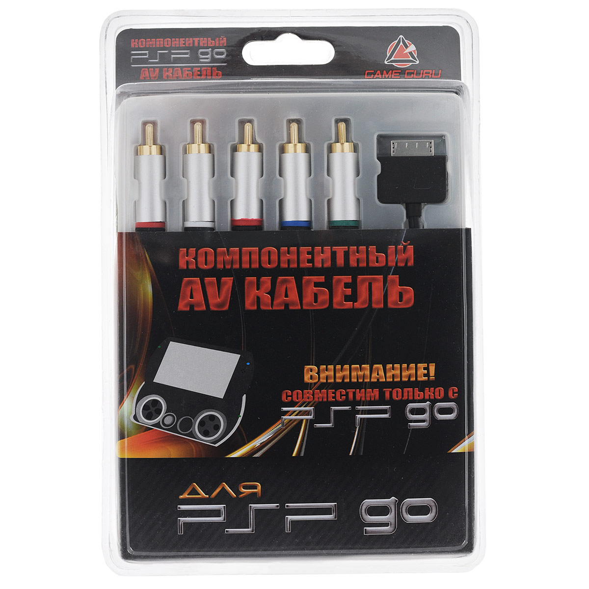 Компонентный AV кабель для PSP Go кабель