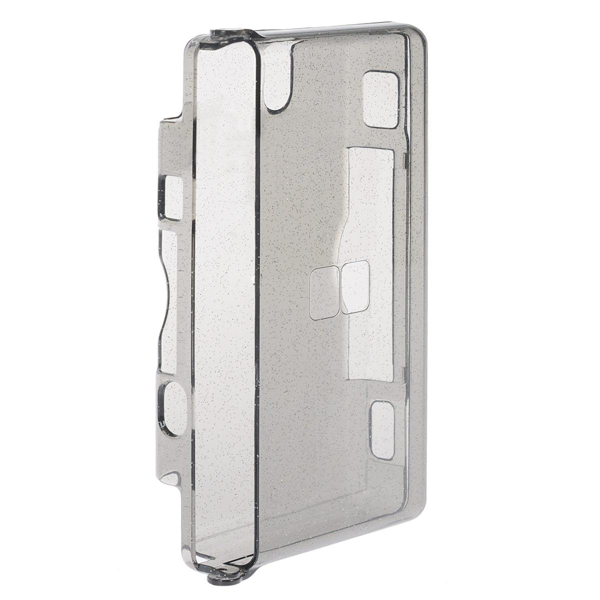 Набор аксессуаров Crystal Star 4 в 1 для Nintendo DS Lite (цвет: серый)BH-DSL09604Набор аксессуаров Crystal Star 4 в 1 для Nintendo DS Lite:Защитный пластиковый корпус:Выполнен из высококачественного поликарбонатного материала.Свободный доступ ко всем кнопкам управления. Пленки для большого и малого экранов:Выполнены из качественного материала из Японии.Защищают экраны вашей DS Lite. USB кабель:Обеспечивает удобную зарядку вашей приставки.
