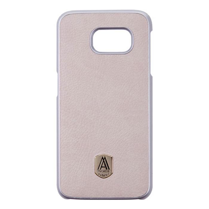Anymode Fashion Case Prestige чехол для Samsung S6, GreyFA00007KGYСтильная накладка Anymode Fashion Case Prestige для Samsung S6 защитит ваше устройство от механических повреждений и падений. Имеет свободный доступ ко всем разъемам и кнопкам телефона.