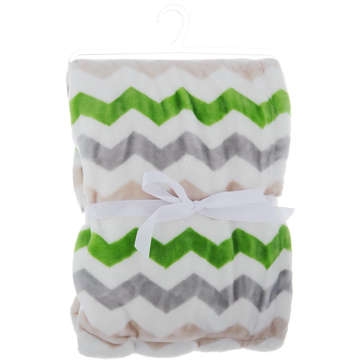 Плед Baby Days, цвет: зеленый, 76 см х 101 см0220-401 TNDСтирка при температуре не более 30°С. Деликатный отжим. Не отбеливать. Не гладить. Сухая чистка запрещена. Сушка в барабане при более низкой t