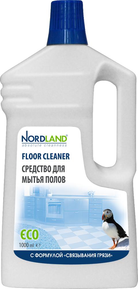 """Средство для мытья полов  Nordland """"Floor Cleaner"""", концентрированное, 1 л"""