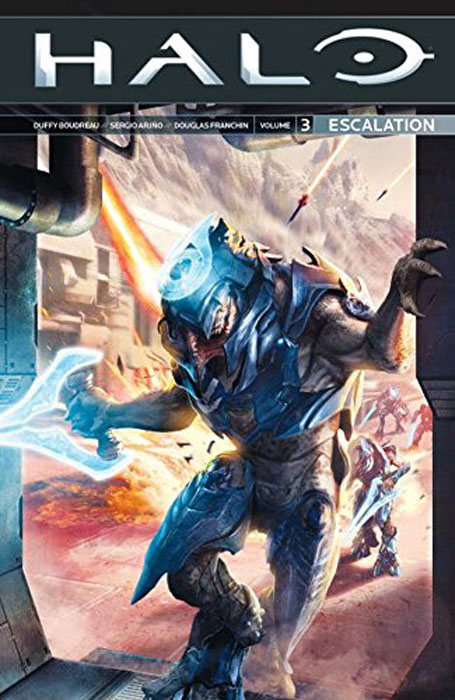 Halo: Escalation: Volume 3 infinity volume 2
