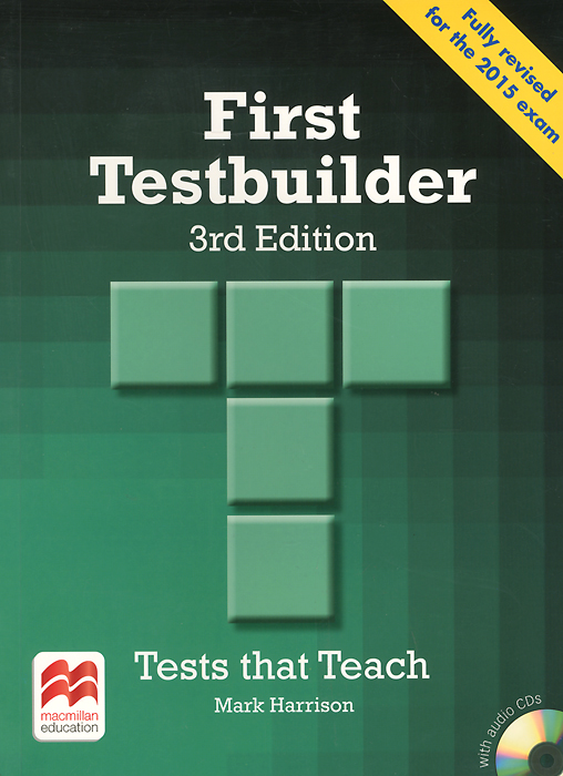First Testbuilder: Student's Book (+ 2 CD) touchstone teacher s edition 4 with audio cd