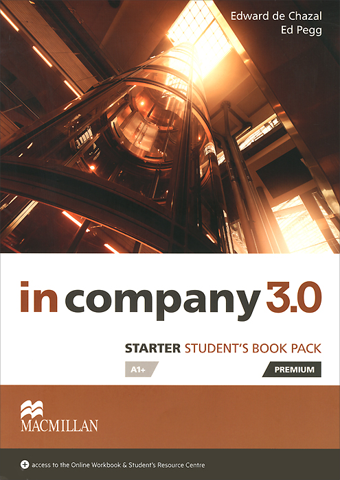 In Company 3.0: Starter A1+: Student's Book Pack straight to advanced digital student s book premium pack internet access code card