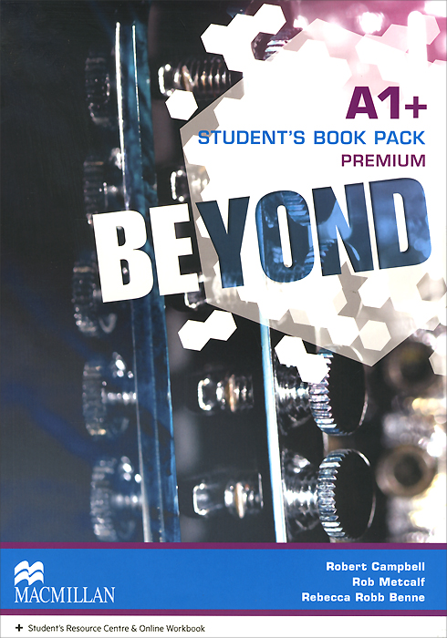 Фото - Beyond A1+ Student's Book Premium Pack gateway a1 workbook