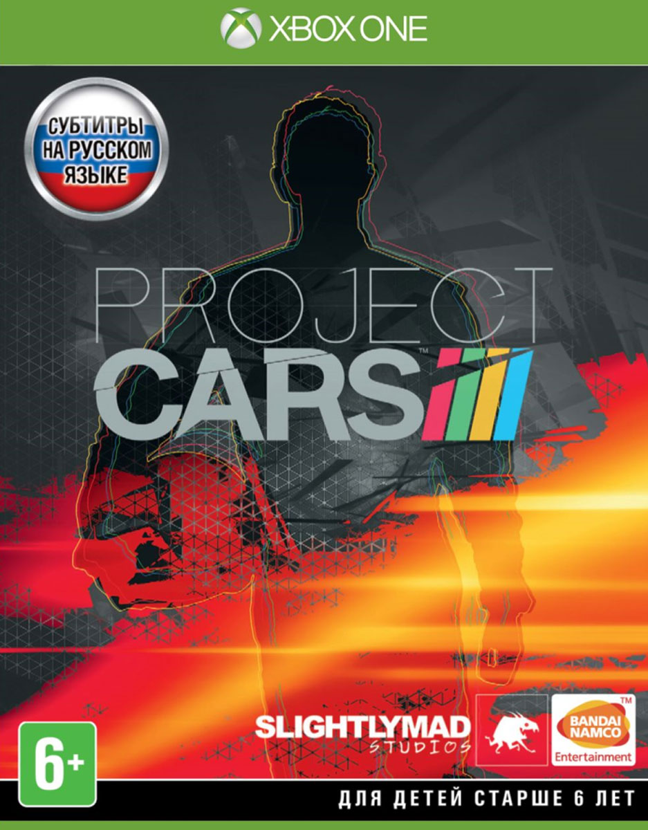 Project Cars. Русские субтитры (Xbox One)