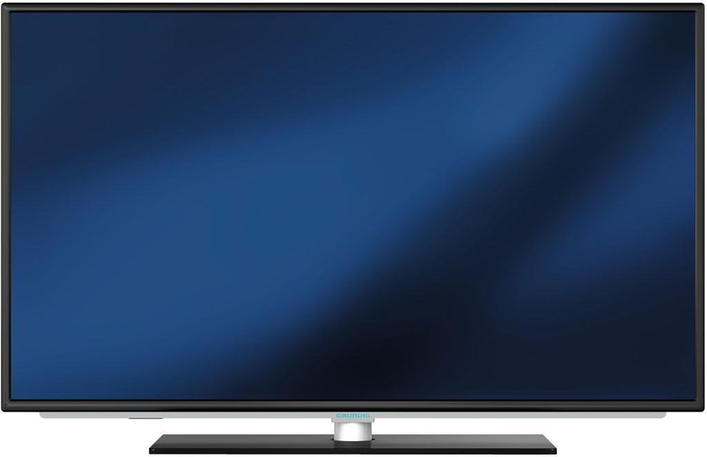 Grundig 32VLE4500BMMRK000Grundig 32VLE4500BM – это прекрасный современный телевизор с полным набором всех необходимых функций. HD разрешение и LED подсветка обеспечивают непревзойденное качество изображения с насыщенными и яркими цветами, делая просмотр телепередач истинным удовольствием. Тонкая рамка повышает удобство просмотра, а строгий дизайн способен дополнить любой интерьер. Телевизор имеет все необходимое для комфортного и универсального использования: множество портов, функцию умного телевизора, возможность подключения к сети интернет.Полное погружениеПредставленная модель не оставит вас равнодушным к качеству ее изображения: HD разрешение позволяет добиться максимальной четкости и различить даже самые мелкие детали, а равномерная LED подсветка дает яркие, насыщенные цвета и картинку, максимально приближенную к реальной.Окунитесь в атмосферу происходящего на экранеПолучить максимум удовольствия от просмотра позволяет качественная акустическая система. Два динамика суммарной мощностью 12 Вт, и технология Dolby Digital, выдают мощный и четкий, как для 32-дюймового телевизора, звук. Если же планируется использование данного устройства в качестве монитора, то есть возможность подключить любимые наушники и получить массу удовольствия от объемного звука.Широкие возможности подключенийУ вас есть USB флешка с фильмом? Приступайте к просмотру! Для этого достаточно просто подключить ее или другое внешнее устройство этого стандарта, и через пару минут вы уже будете наслаждаться любимым блокбастером. Представленная модель поддерживает все современные видеоформаты, поэтому о несовместимости не может быть и речи.Прекрасный мультимедийный центр для небольшой комнатыВвиду своей небольшой диагонали, устанавливать этот телевизор в большой комнате нет смысла, но зато он отлично подойдет, например, для кухни. Для этого имеется возможность крепления на стену при помощи специального кронштейна. Также радует наличие встроенного цифрового ТВ-тюнера, что исключает надобность в покуп