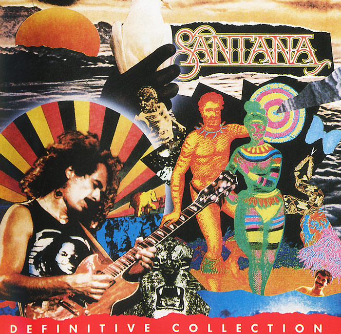 Карлос Сантана Santana. Definitive Collection карлос сантана santana ultimate santana