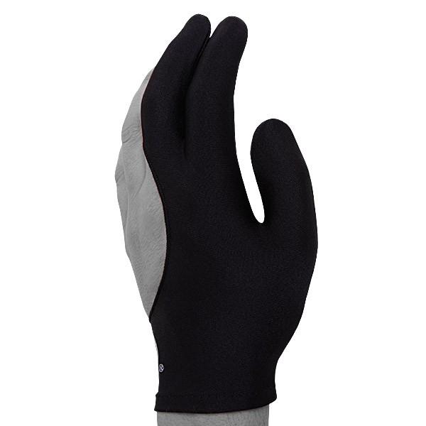 Перчатка для бильярда Skiba Classic, безразмерная, цвет: черный06637Бильярдная перчатка Skiba Classic гарантирует хорошее скольжение кия по руке. При этом вам не придется использовать тальк для рук. Выполнена из эластичного материала.Подходит как для правой, так и для левой руки.
