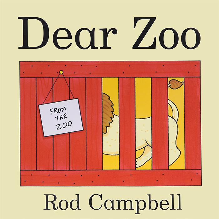 Dear Zoo Big Book supermarket gremlins lift the flaps book