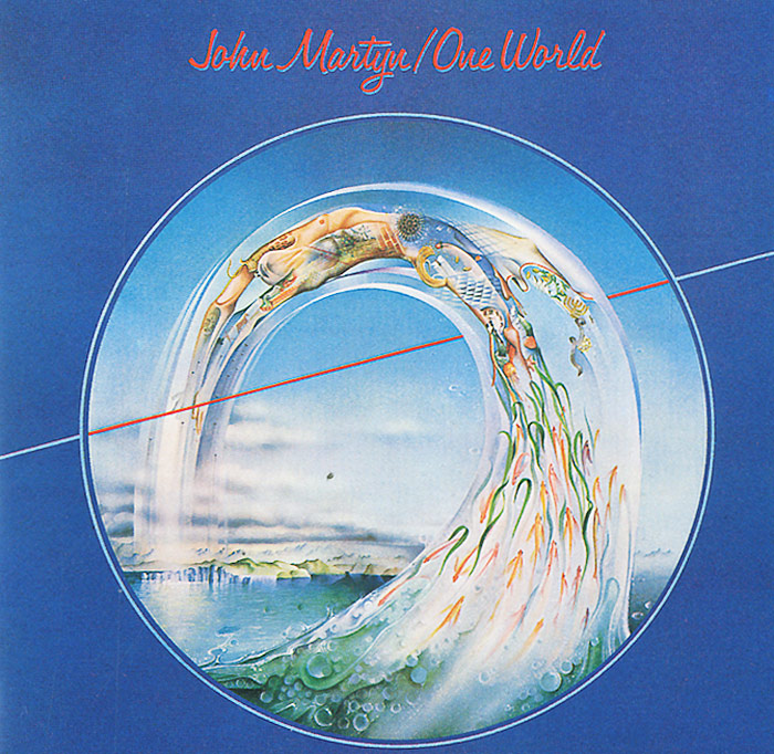 Джон Мартин John Martyn. One World джон мартин john martyn one world