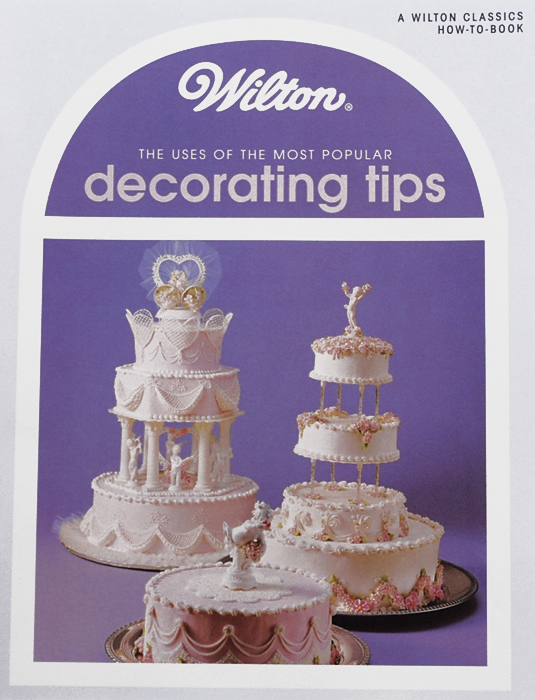 Uses of the Most Popular Decorating Tips ISBN: 0-912696-36-2 сотовый телефон bq 2831 step xl red