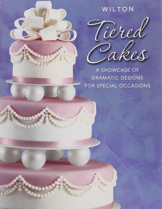 Marcia Adduci, Mary Enochs, Marita Seiler Wilton Tiered Cakes: A Showcase of Dramatic Designs for Special Occasions cute 3d easter bunny silicone fondant cake mold baking tools kitchen accessories
