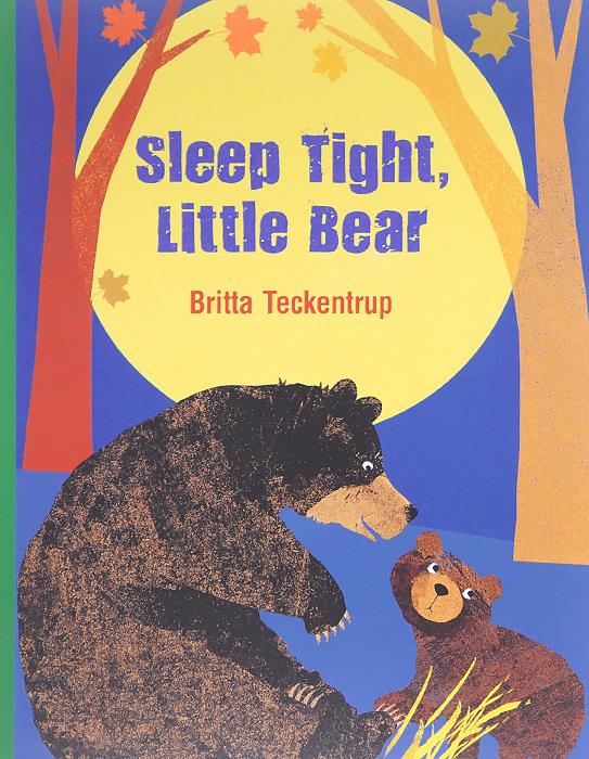 Sleep Tight Little Bear little owl says goodnight slide and seek board bk