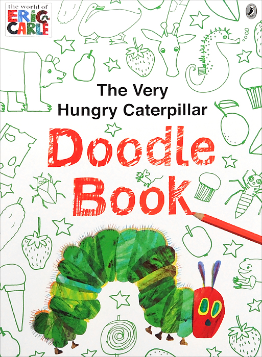 The Very Hungry Caterpillar Doodle Book the very hungry caterpillar a pull out pop up