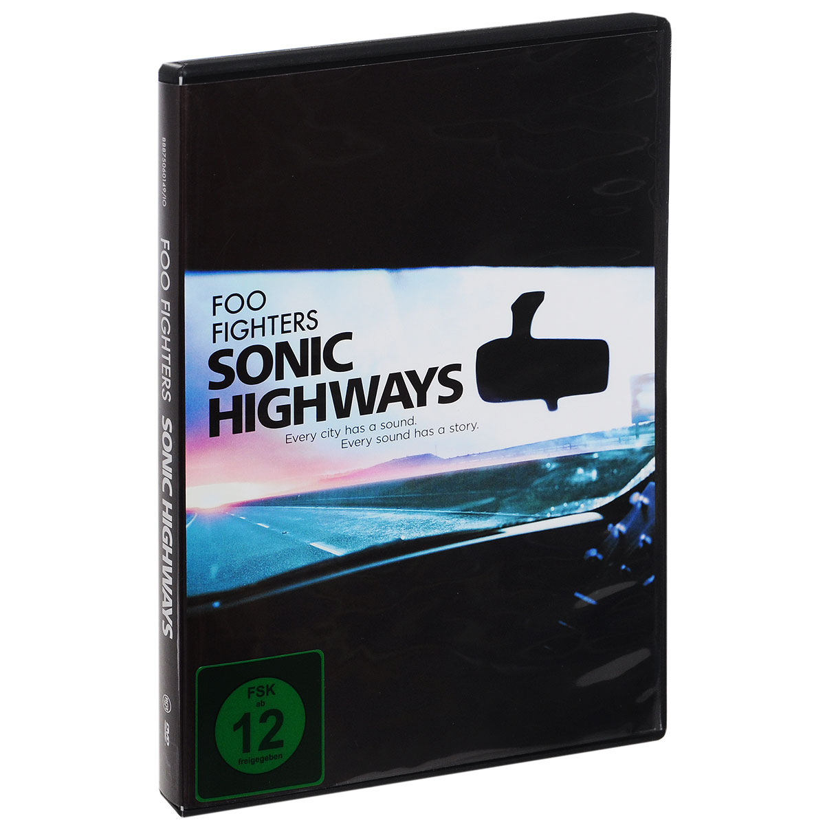 Foo Fighters: Sonic Highways (4 DVD) history of south indian musical forms